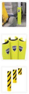 Rammschutz für Regale, Anfahrschutz