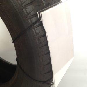 Preisauszeichnung für Reifen
