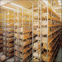 Palettenregale System TS, Superbuild und Unibuild